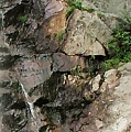 Glen Falls Abstract by Dave Martsolf