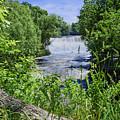Glen Falls by Miranda Strapason