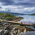 Glenachulish, Isle Of Skye by Arterra Picture Library