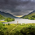 Glenfinnan Monument by Framing Places