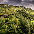 Glenfinnan Viaduct Vista by Framing Places