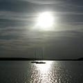 Glenmore Reservoir - Days End by Stuart Turnbull