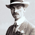 Glenn Curtiss - Aviation Pioneer And Father Of Aircraft Industry - 1909 by Daniel Hagerman