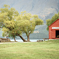 Glenorchy Boathouse by James Udall