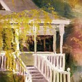 Glenridge Porch by Nancy Atherton Cheadle