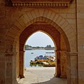 Glimpse Of Gadisar Lake by Sonali Gangane