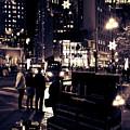 Glimpses Of The City by Jenny Revitz Soper