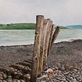 Glin Beach Breakers by Pauline Sharp