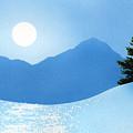 Glistening Snow by Frank Wilson