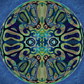 Mandala   56 by Grace Iradian