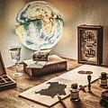 Globe by Carlene Smith