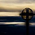 Globe Lamp by Angus Hooper Iii