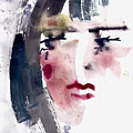 Gloomy Woman  by Faruk Koksal