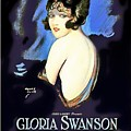 Gloria Swanson In Her Husband's Trademark 1922 by Mountain Dreams