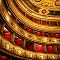 Glorious Old Theatre by Marilyn Hunt