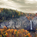 Glory Of Taughannock by Jessica Jenney