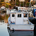 Gloucester Harbor II by Dave Gordon