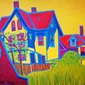 Gloucester Hilltop by Debra Bretton Robinson