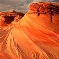 Glowing Desert Dragon by Adam Jewell