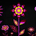 Glowing Garden 2 by Angelina Tamez