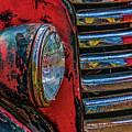 Gm Headlight by Ed Broberg