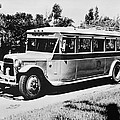 Gm's First Bus Line by Underwood Archives