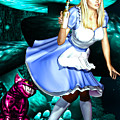 Go Ask Alice by Alicia Hollinger