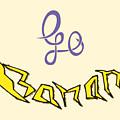 Go Banana by Navjinder Kainthrai