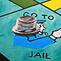 Go To Jail  by Herschel Fall