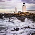 Goat Island Lighhouse by Colin Chase