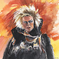 Goblin King At His Best by Kathy Sievering