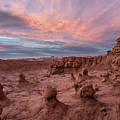 Goblin Sunset by Martin Gollery