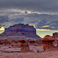 Goblin Valley Sunset 2 by Kenneth Eis