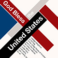 God Bless The United States by Phil Perkins