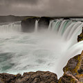 Godafoss by Brad Grove