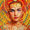Goddess 224 by Maciej Mackiewicz