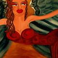 Goddess Athena by Helen Gerro