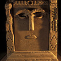 Goddess Hayyan Idol From The Temple by Richard Nowitz