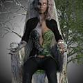 Goddess Hel by Jason Bodary