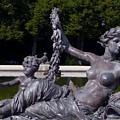 Goddess In Repose by Lori Seaman