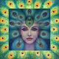 Goddess Isis Visions by Sue Halstenberg