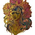 Goddess Lotus by Irina Effa