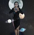 Goddess Nyx by Jason Bodary