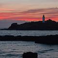 Godrevy Lighthouse by Pete Hemington