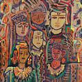Gods And Angels by Varsha Kukreti