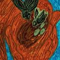 God's Supportive Hand by Elinor Helen Rakowski