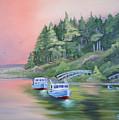 Goin Fishin by Sherry Winkler