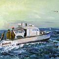 Going Fishing by Michael Helfen