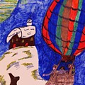 Going For A Ride by Elinor Helen Rakowski