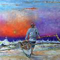 Going To Fish by Arnildo Danga